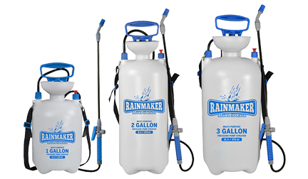 Rain Maker 3 Gallon (11 Liter) Pump Sprayer