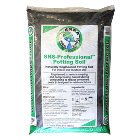 Sierra Natural Sciences Professional Soil 1.5 cu ft (62/Plt)