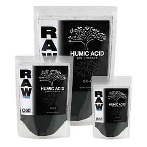 RAW Humic Acid 0.5 lb Dry (6/Cs)