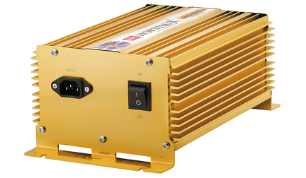 EYE HORTILUX Gold Series Digital Ballast Dual, 600W 120/240V