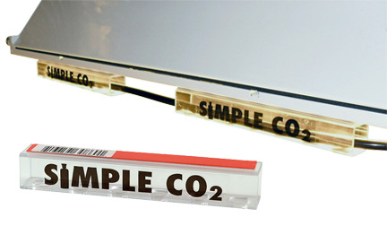 Simple CO2 Tubing Hanger