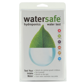 Watersafe Hydroponics Water Test Kit (12/Cs)