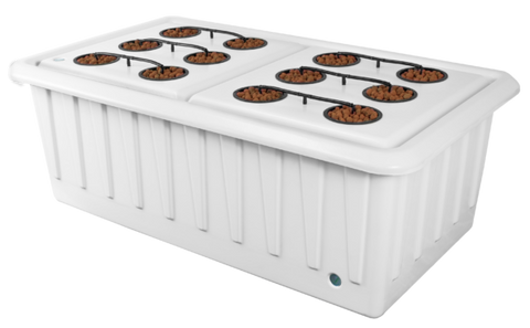 SuperPonics XL 12 Hydroponic Grow System