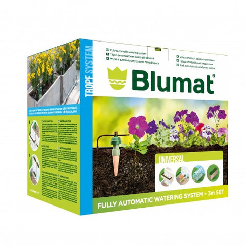 BLUMAT SMALL BOX KIT - IDEAL STARTER KIT - AUTOMATIC IRRIGATION FOR UP TO 6 PLANTS