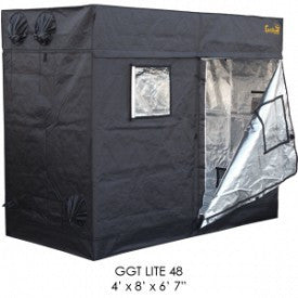 LITE LINE Gorilla Grow Tent, 4' x 8' (No Extension Kit)
