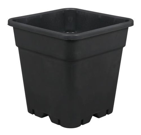 Giant Pot Black 12 in x 8.5 in x 12 in (10/Cs)