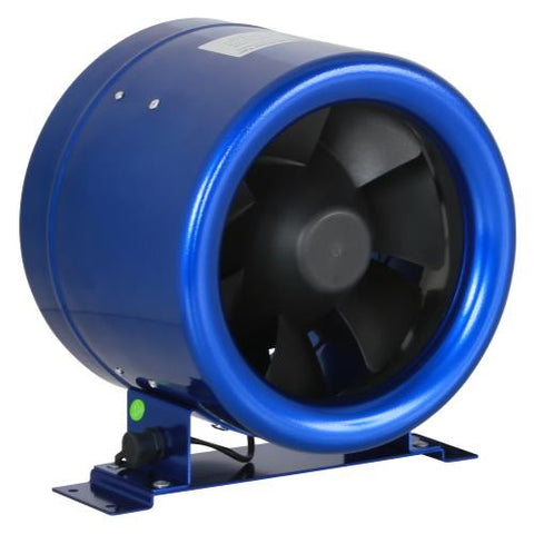"Hyper Fan 8"" Digital Mixed Flow Fan 315 CFM"