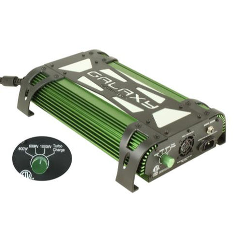 Galaxy Grow Amp 1000 Watt 400/600/1000/Turbo Charge - 120/240 Volt