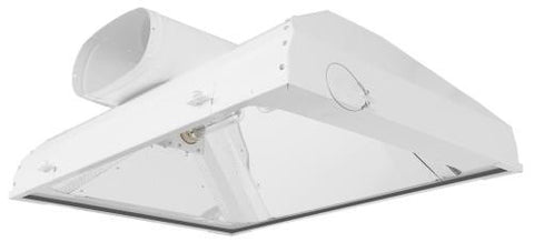 Sun System LEC 630 Air-Cooled 8 in Fixture 277 Volt w/ 4200K Lamps