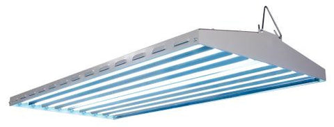 New Wave® 48 T5 HO Fluorescent Light Fixture - 277 Volt