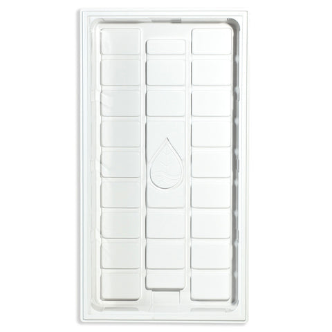 "Botanicare White Grow Tray, 44"" x 24"" x 7"""