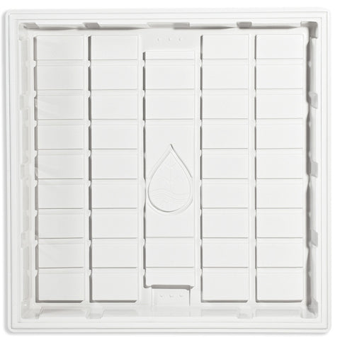 "Botanicare White Grow Tray, 48"" x 48"" x7"""