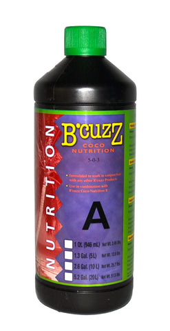 B'Cuzz Coco Nutrition Component A 1L