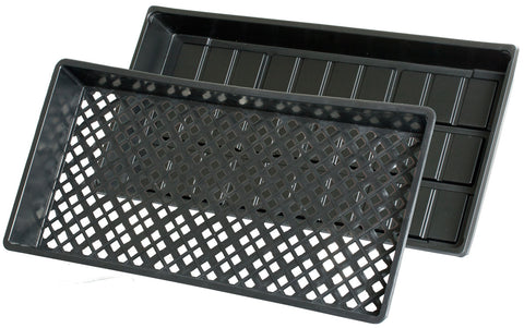 "Cut Kit Tray 10x20"" w/ Mesh Tr (50)"