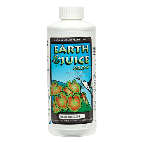 Earth Juice Grow, 16 oz