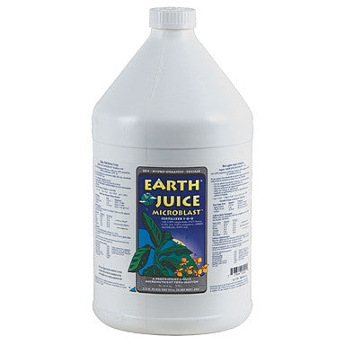 Earth Juice Microblast, gal