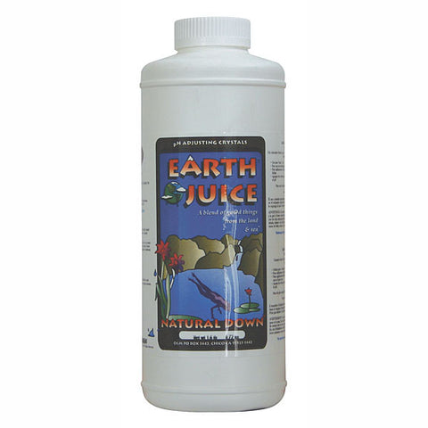 Earth Juice Natural pH Down, 1.6 lb