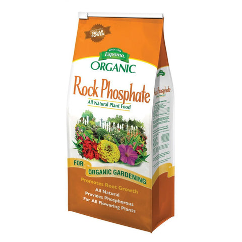 Rock Phosphate 7.25 lb bag