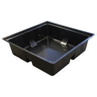 Botanicare E-Series Reservoir Bottom Black, 75 gal