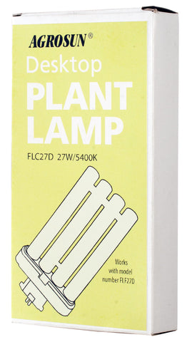 Desktop Plant Light 27W/5500K