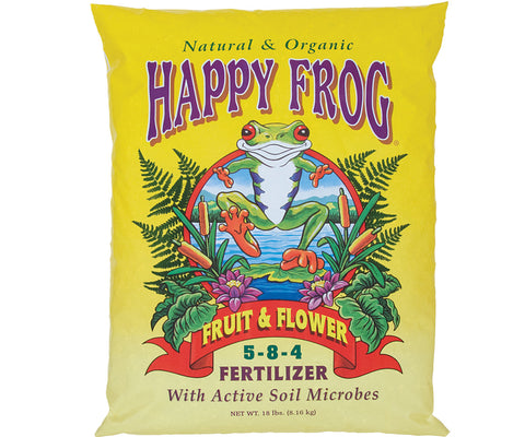 Happy Frog Fruit & Flower Fertilizer, 18 lbs.