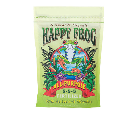 Happy Frog All Purpose, 4 lbs.