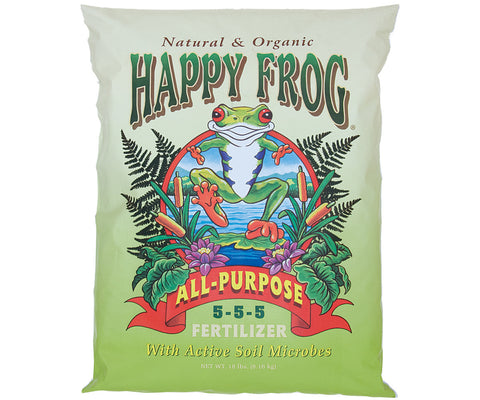 Happy Frog All Purpose Fertilizer, 18 lbs.