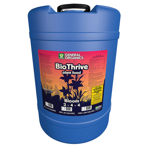 General Organics BioThrive Bloom, 15 gal (SO Only)