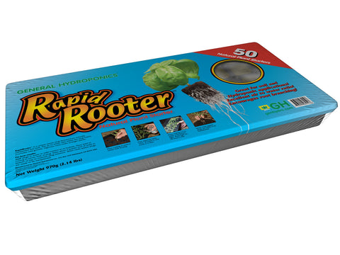 Rapid Rooter Tray - 50 cell tray & plugs