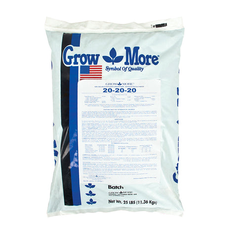 Grow More General Purpose, 25 lb