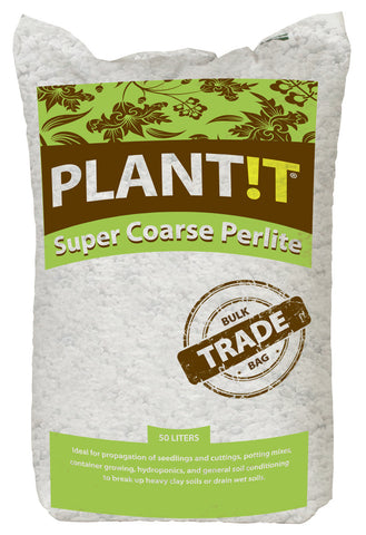 Super Coarse Perlite, 50L, 1.7 Cubic Feet