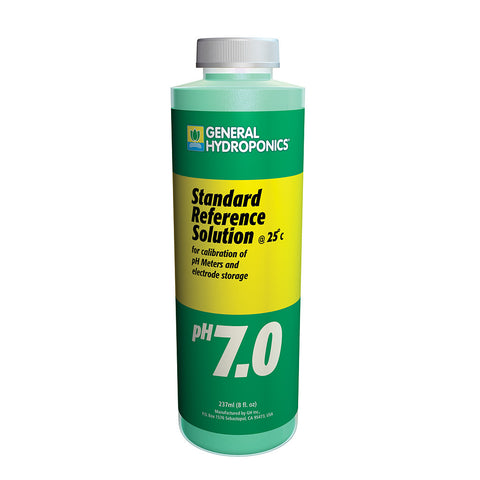General Hydroponics pH Calibration 7.0 Solution, 8 oz