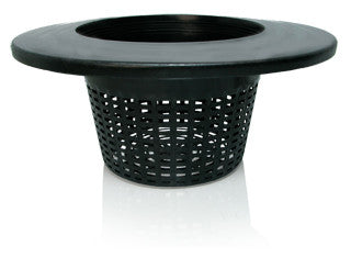 Wide Lip Bucket Basket, 6""