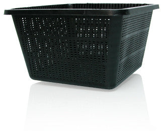 "Square Basket, 9"", bag of 24"