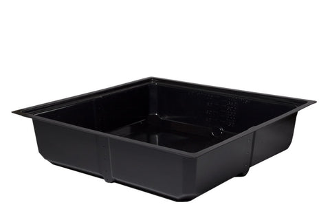 Active Aqua Reservoir, Black, 100 Gal