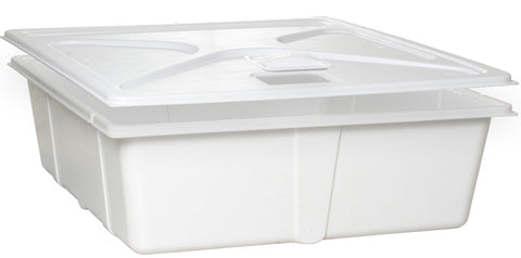 Active Aqua Reservoir Kit, White, 115 Gal