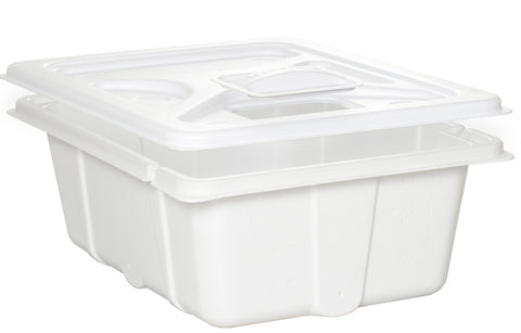 Active Aqua Reservoir Kit, White, 20 Gal