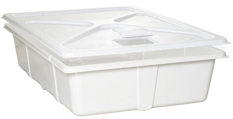Active Aqua Reservoir Kit, White, 70 Gal