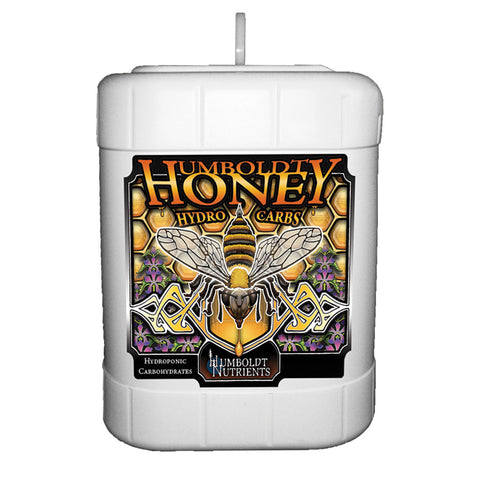 Humboldt Nutrients Honey Hydro Carbs, 5 gal