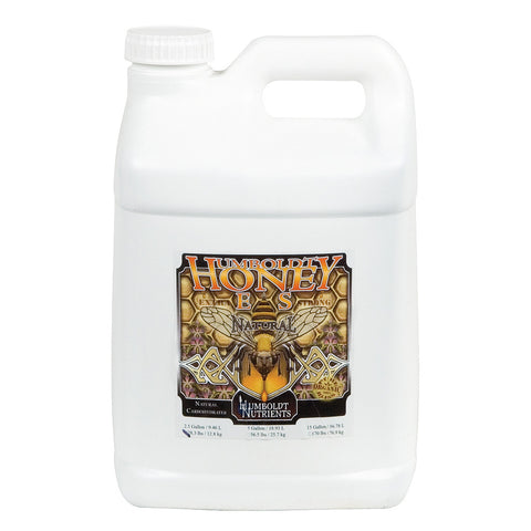 Humboldt Nutrients Honey Organic ES, 2.5 gal