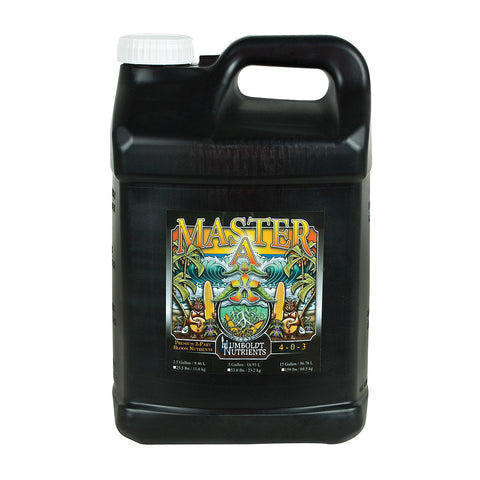 Humboldt Master A, 2.5 gal