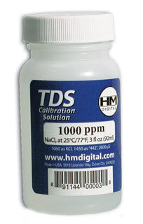 1000ppm Calibration Solution