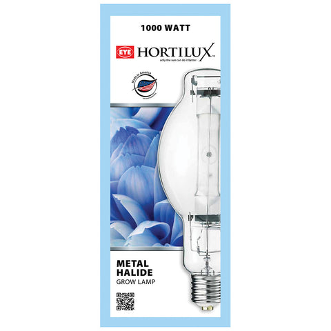 Hortilux MH, 1000W, U Lamp BT-37