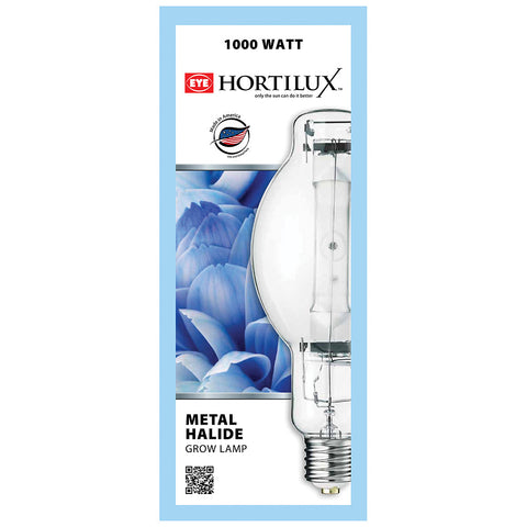 Hortilux Metal Halide BT56 Large, Universal, 1000W