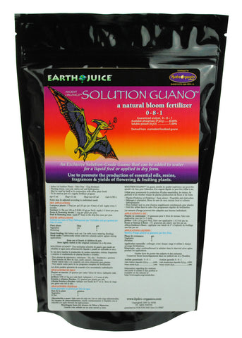 Solution Guano 2lb bag