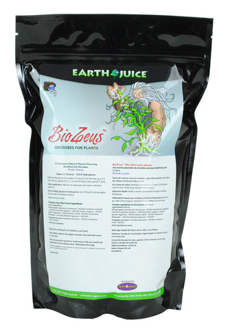 BioZeus Earth Juice 2 lbs