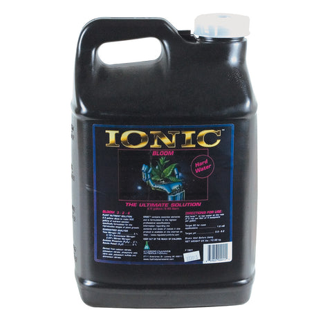 Ionic Bloom Hardwater, 2.5 gal