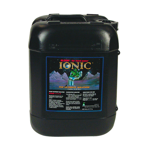 Ionic Bloom Hardwater, 5 gal