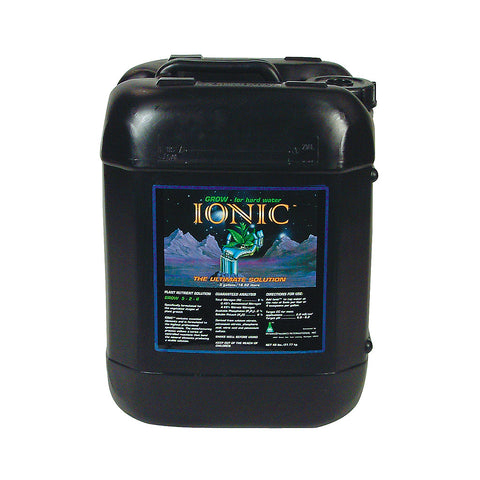 Ionic Grow Hardwater, 5 gal