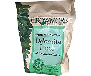 Growers Edge Dolomite Lime 4Lb